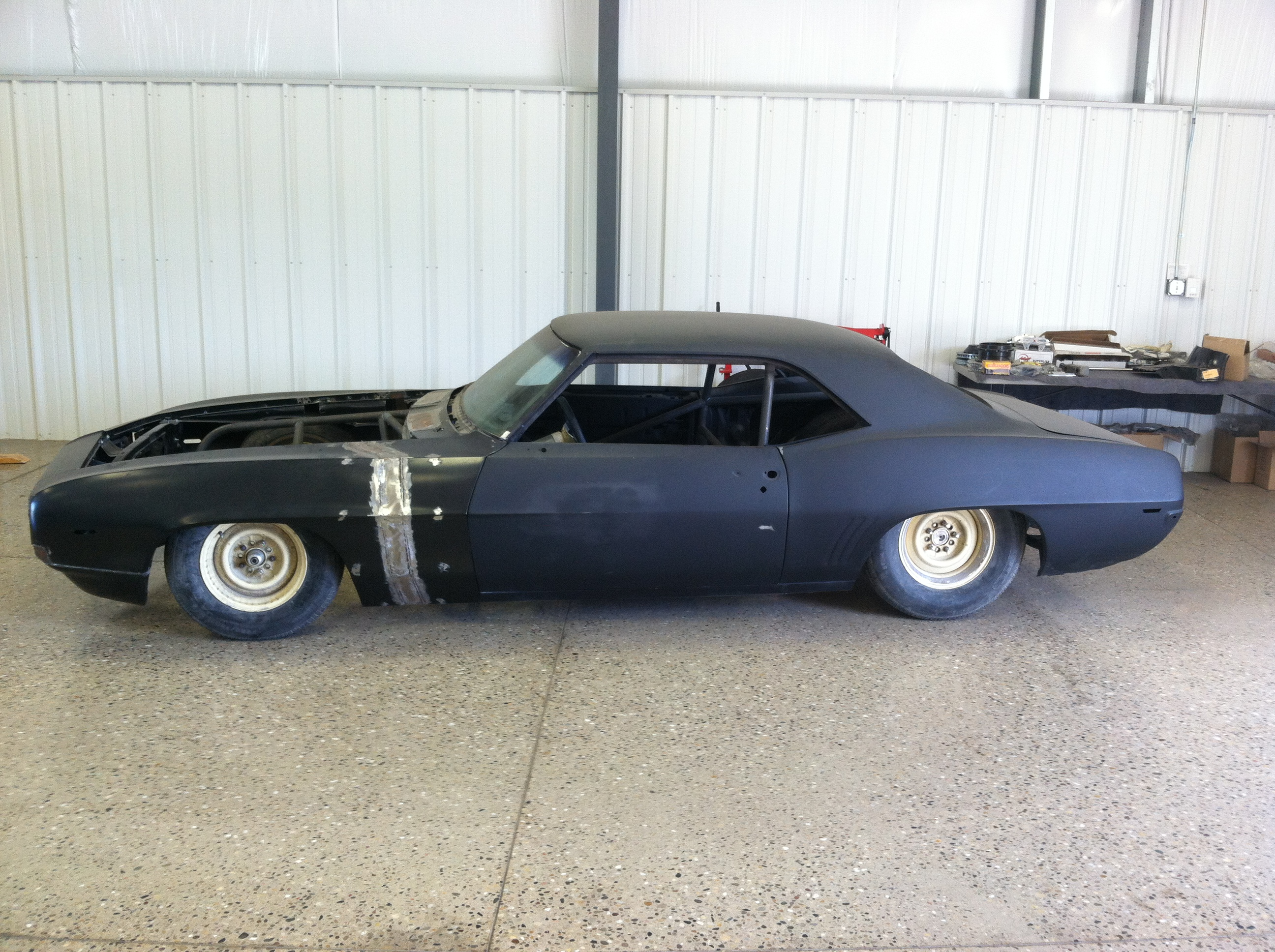 1969 Camaro roller - Call for price